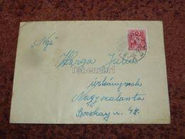 Nagyszalonta Salonta Békéscsaba Romania Hungary Envelope 1942 - Rumania