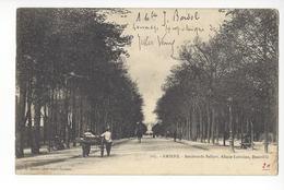 JULES VERNE (1828-1905) AUTOGRAPHE ORIGINAL AUTOGRAPH 1903 ECRIVAIN ARCHIVE BARDOT /FREE SHIPPING R - Autographes