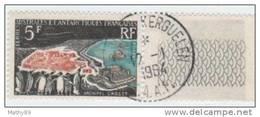 TAAF N° 20 YVERT  ARCHIPEL CROZET - Used Stamps