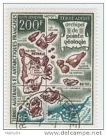 TAAF N° PA 24  YVERT  ARCHIPELS POINTE GEOLOGIE - Airmail