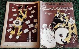 """Revue*L'ASSIETTE AU BEURRE*n°212-24/04/1905""""DU CAPORAL LOHENGRIN"""" Ill.P/D'ORTOYA - Autres Collections"""