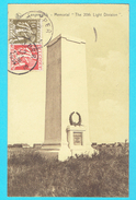 CPA LANGEMARCK LANGEMARK Mémorial The 20th Light Division 1934 - Langemark-Poelkapelle