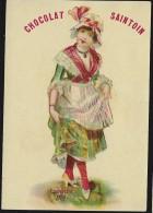 CHROMO Chocolat SAINTOIN  Camériste 1789 - Chocolat