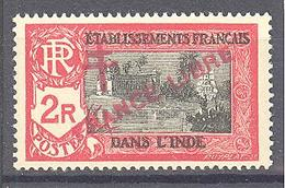 """Inde: Yvert 168**; """"France Libre""""; - Inde (1892-1954)"""