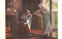 SALON DE PARIS   L.  MICHAUD  UN BON COMMUNIQUE  LUXOCHROMIE - Peintures & Tableaux
