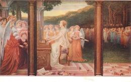 SALON DE PARIS   E.  SONREL  CONCERT MYSTIQUE  LUXOCHROMIE - Peintures & Tableaux