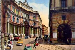 Napoli - Teatro S.carlo E Galleria - Formato Grande Viaggiata - E - Napoli (Naples)