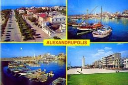 Alexandrupolis - Formato Grande Non Viaggiata - E - Altri