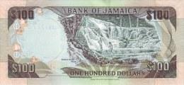 JAMAICA P. 84a 100 D 2005 UNC - Giamaica