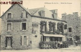 ERQUY HOTEL DE FRANCE ANIME 22 COTES-D'ARMOR - Erquy