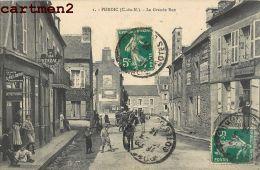 PORDIC LA GRANDE RUE TABAC RECETTE BURALISTE N°164 22 COTES-D'ARMOR - Francia
