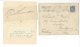AMUNDSEN (1872-1928) AUTOGRAPHE ORIGINAL AUTOGRAPH 1913 EXPLORATEUR POLAIRE POLAR EXPLORER ARCHIVE BARDOT FREE SHIP. R - Autographes