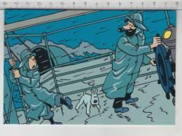Hergé - Tintin - L'étoile Mystérieuse - Bandes Dessinées