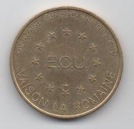 E.C.U. Vaison La Romaine 1994 - Euros Of The Cities