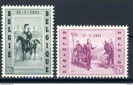 COB 1020+1021  **   (P1623) - Unused Stamps