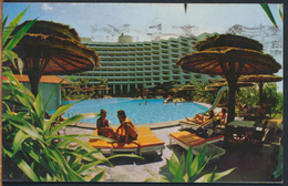 °°° 483 - THAILAND - PATTAYA - ROYAL CLIFF BEACH HOTEL - With Stamps °°° - Tailandia