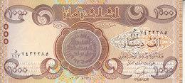 IRAQ 1000 DINAR 2013 2014 P-99 UNC - Iraq