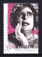 Australia 2006 Barry Humphries 50c Mrs Everage 1969 Used ----- - 2000-09 Elizabeth II