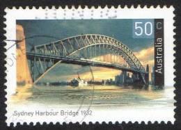 Australia 2004 Bridges 50c Sydney Harbour Bridge 1932 Used - 2000-09 Elizabeth II