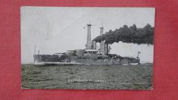Battleship Delaware ----ref 2479 - Krieg