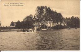 Lac D'Overmeire-Donck: Vue Sur Le Lac Et Villa Surprises - Berlare