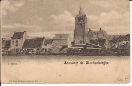 BLANKENBERGHE: Souvenir De Blankenberghe - Blankenberge