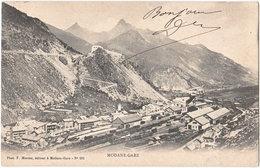 73. MODANE-GARE. 201 - Modane