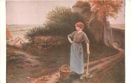 SALON DE PARIS C. BELLANGER  LA VIEILLE TOUR  LUXOCHROMIE - Peintures & Tableaux