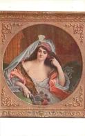 SALON DE PARIS  LECOMTE DU NOUY L'ORIENTALE   LUXOCHROMIE - Peintures & Tableaux