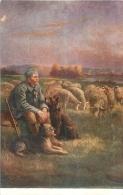 SALON DE PARIS   E.   SAMSON   LE RETOUR DU MAITRE LUXOCHROMIE - Peintures & Tableaux