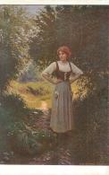 SALON DE PARIS   C. BELLANGER LE SENTIER  LUXOCHROMIE - Peintures & Tableaux
