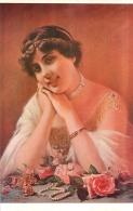SALON DE PARIS  SERENDA DE BELZIM  HEUREUSE   LUXOCHROMIE - Peintures & Tableaux
