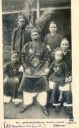 Viêt Nam - Annam - Tourane - Famille Annamite - Petit Mandarin Et Sa Famille - Medailles Francaises - Viêt-Nam
