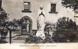 Italie - Toscane - Chartreuse De Lucques - Cour D'honneur - Italia