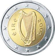 Ierland 2016     2 Euro (Harp) UNC Uit De Zakjes  UNC Du Sackets  !! - Ireland