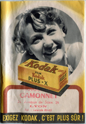 Pochette (Vide) Kodack De Négatifs Photographiques - Gamonnet à Lyon - Matériel & Accessoires