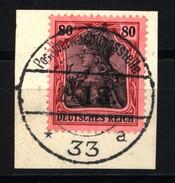 Etappe West,10,o,gep. - Besetzungen 1914-18