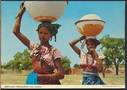 °°° 496 - ZAMBIA - MILK MAIDS - 1980 With Stamps °°° - Zambia