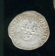 Blanc De Louis XI - 1461-1483 Louis XI Le Prudent