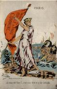 LA COMMUNE DE PARIS EN 1871 JE VEUX ETRE LIBRE - History