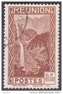 Réunion Obl. N° 174 - Réunion - Vue -> Bras Des Demoiselles - 2frs50 Brun - Réunion (1852-1975)