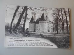 DORDOGNE CHATEAU DES BORIES PAR TRELISSAC - Frankreich