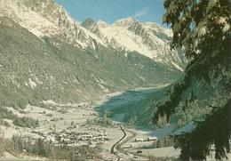 Anterselva Di Mezzo (Bolzano, Trentino A. Adige) Panorama Invernale, Antholz Mittertal Gesamtansicht, General View - Bolzano (Bozen)