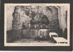 07 VALS  LES BAINS  -  Buvette De La Source Pauline Et Constantine - Vals Les Bains