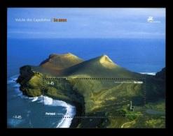 Portugal (Azores) 2007 Mih. 542 (Bl.35) Volcano Capelinhos Eruption MNH ** - Azores