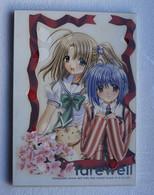 Farewell ( Aoi Nishimata )  ( Used / Japanese ) - Books, Magazines, Comics