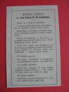 ROZNI VENCEK Brezmadeznega Spocetja D.M.V Spomin 50 Letnice Posvecenja Zupnijske Cerkve (Zdole) - Images Religieuses