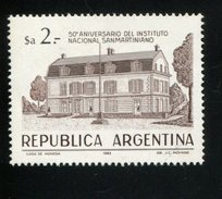 427082865 ARGENTINIE DB 1983 POSTFRIS MINTNEVER HINGED POSTFRIS NEUF YVERT 1377 - Argentinien