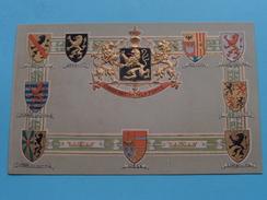 De 9 Provincies / Provinciën België / Belgique / Belgium ( Guggenheim ) Anno 19?? ( Zie Foto Voor Details ) ! - Histoire