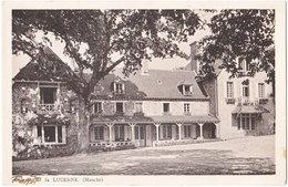 50. Château De La LUCERNE - France